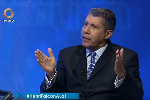 Henri Falcón | Captura de video