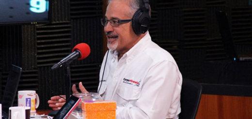 El presidente de Corpomiranda, Luis Figueroa   Foto: VTV