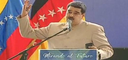 Maduro dice que Venevisión y Televen le regalaron cuñas de campaña a Ocariz | Captura de video