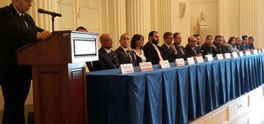 Magistrados del TSJ celebrarán sesiones en la OEA, Colombia y Washington | Foto cortesía