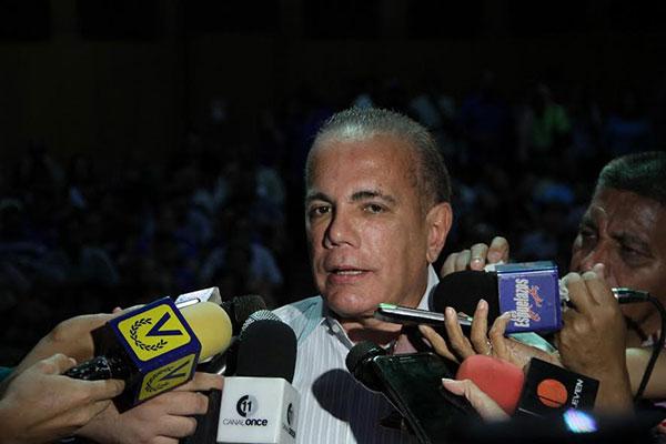 Manuel Rosales | Foto cortesía