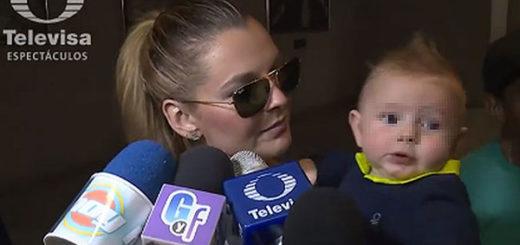 Por esta razón Marjorie de Sousa se aleja de su hijo Matías Gregorio | Captura de video