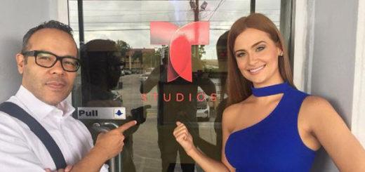 La actriz venezolana Michelle Taurel firmó contrato con Telemundo | Foto: vía Instagram