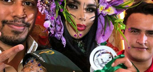 Ninoska Vásquez ganó medalla de plata  en el Miss Earth por su traje típico | Foto cortesía