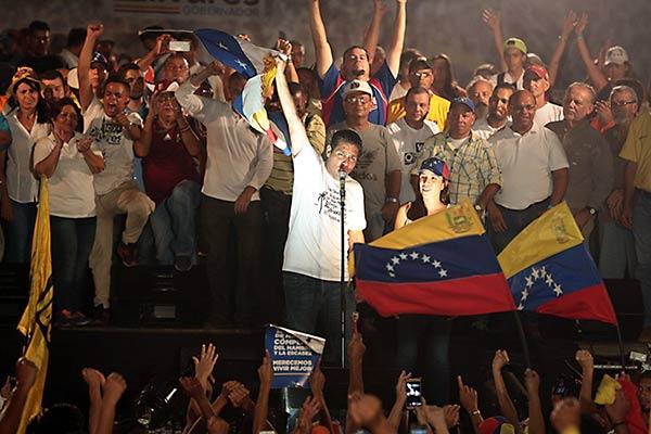 José Manuel Olivares, candidato a la Gobernación de Vargas |Foto: Nota de prensa