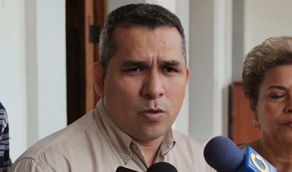 Omar Hernándezasumiría gobernación de Táchira | Foto referencial