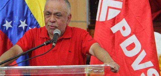 Orlando Chacín, mano derecha de Eulogio Del Pino | Foto referencial