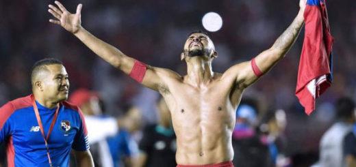 Panamá clasifica por primera vez en su historia a un Mundial tras vencer a Costa Rica | Foto: EPA