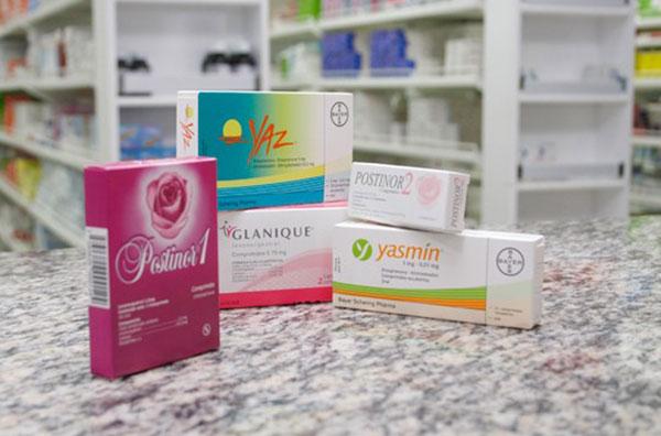 Cajas de pastillas anticonceptivas | Foto referencial