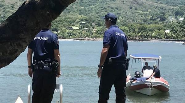 Cocaía de Venezuela incautada en Polinesia |crédito DR