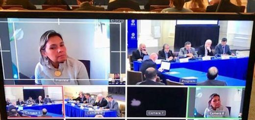 Ex jueza del caso de Leopoldo López lo contó todo en la OEA | Foto: Cortesía