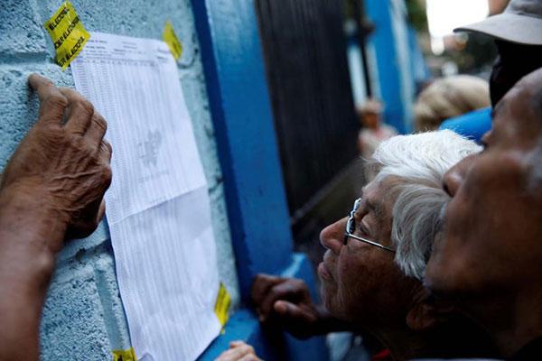 Venezuela ve más lejos una salida a la crisis tras elecciones regionales | Foto: Reuters