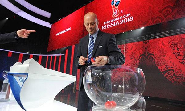 La Fifa confirma los cabezas de serie para el sorteo del Mundial Rusia 2018 | Foto: Getty Images