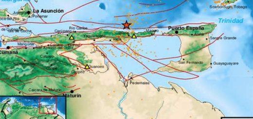 Funvisis: Sismo de magnitud 3.4 al norte de Güiria | Foto: Cortesía