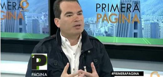 Tomás Guanipa, Diputado de la Asamblea Nacional | Foto: Captura de video