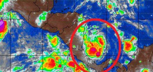 Dos muertos y 5.000 evacuados deja tormenta tropical Nate en Costa Rica | Foto: Agencias