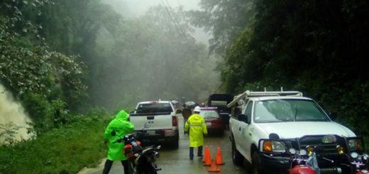 Tormenta tropical Ramón causa tres muertos en México | Foto: Realidad Oaxaca