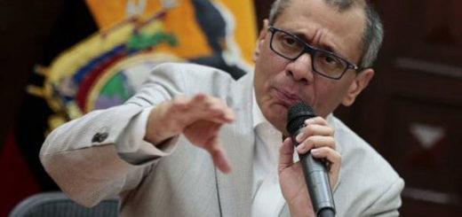 Vicepresidente de Ecuador va a prisión por caso Odebrecht | Foto: Agencias