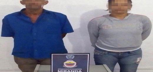 Abuela habría permitido abuso sexual de sus dos nietos en Los Teques | Foto: PoliMiranda