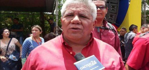 Alcalde de Carirubana (Falcón),  Alcides Goitía | Foto referencial