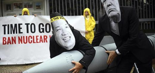Campaña Internacional para Abolición Armas Nucleares