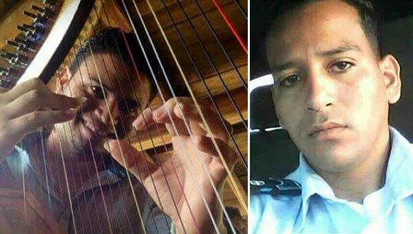 Saúl Silva habría sido asesinado por un efectivo de policía | Composición Notitotal