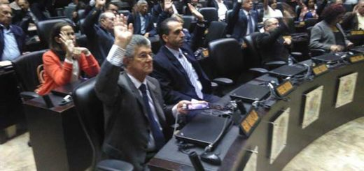 Asamblea Nacional | Foto: @AsambleaVE