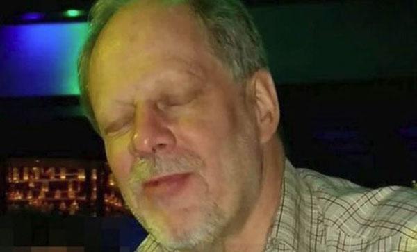 Stephen Paddock, el autor del tiroteo de Las Vegas   Foto cortesía