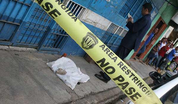 Dejaron su cabeza en plena calle con una nota | Foto: Twitter