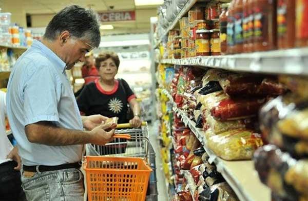 Canasta Básica Familiar casi rompe la barrera de los 4 millones de bolívares en septiembre | Foto: Archivo