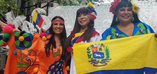 Desfile de la Hispanidad de NY | Foto: Twitter