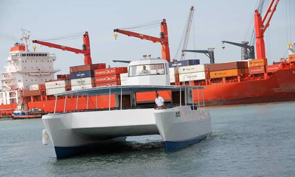 Este miércoles inauguran transporte marítimo que cubrirá Cumaná-Araya   Imagen referencial