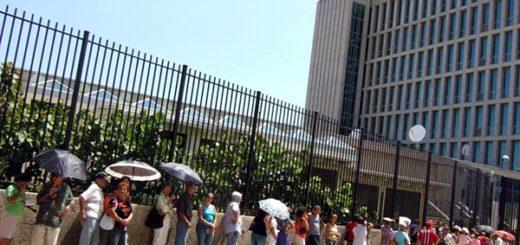 Cubanos deberán tramitar desde Colombia sus visados para emigrar a EEUU | Foto: Referencial
