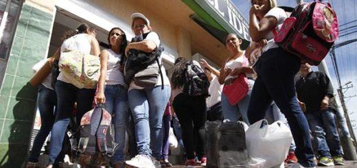 Inmigrante en Colombia: En Venezuela mis hijos pasaban hambre y acá también | Foto: Cortesía