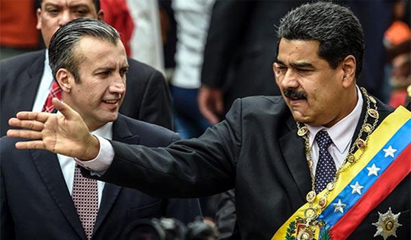 Maduro pasó el control total de la CVG y sus empresas filiales a El Aissami | Foto referencial