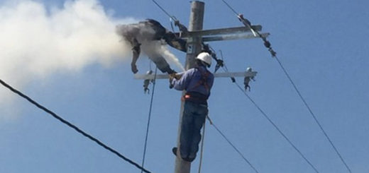 Joven murió electrocutado | Foto: Noticia al Día