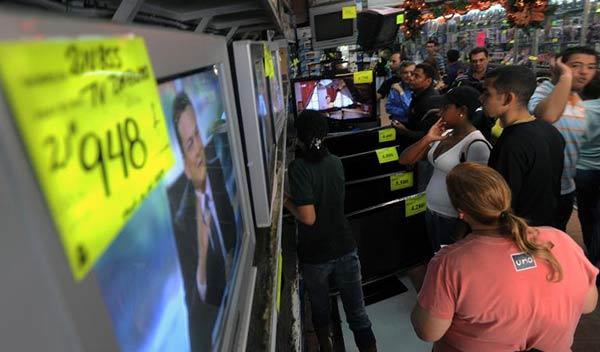 Compra de electrodomésticos se vuelve un sueño | Foto referencial