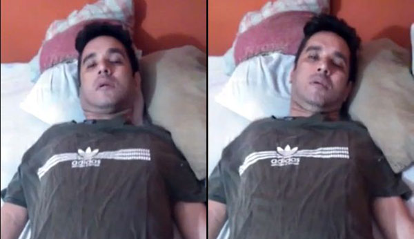 Venezolano pide la eutanacia   Captura de video