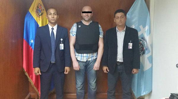 Venezuela extradit a dos ciudadanos espa oles requeridos for Ministerio de relaciones interiores espana