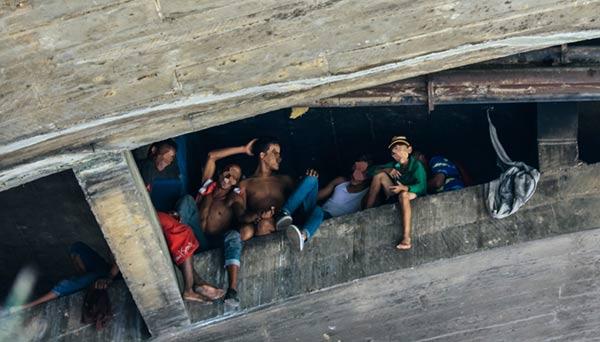 La megabanda de niños que se dedica a robar en Carabobo   Foto: Referencial