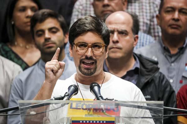 Freddy Guevara|Foto: El Nacional