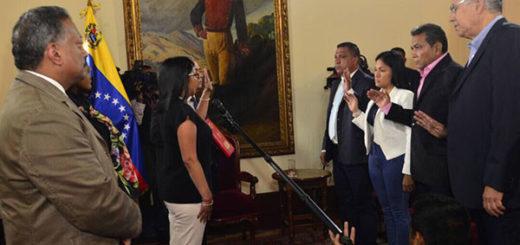 Gobernadores de AD se subordinaron a la ANC | Foto: @ANC_ve