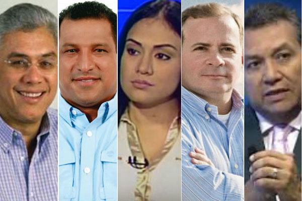 Oposición podría perder a sus cinco gobernadores electos | Composición: Maduradas