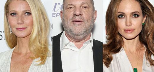 Angelina Jolie y Gwyneth Paltrow entre las celebridades acosadas sexualmente por Harvey Weinstein | Foto: E! Online