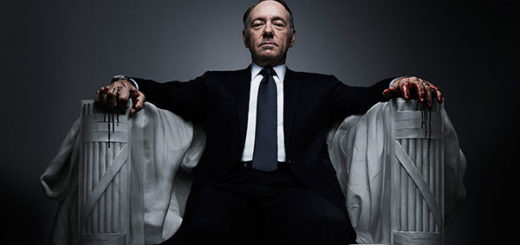"Netflix cancela ""House of Cards"" tras escándalo sexual de Kevin Spacey 