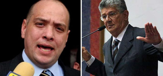Político José Amalia Graterol se las cuenta a Ramos Allup | Composición Notitotal