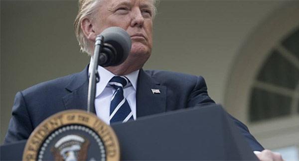 Presidente de EEUU, Donald Trump | Foto: Cortesía
