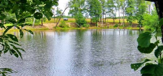 Lago Sakantsi| Foto: Twitter