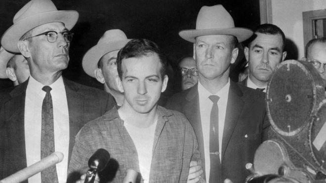 Lee Harvey Oswald fue el único sospechoso del asesinato de Kennedy|Foto AFP