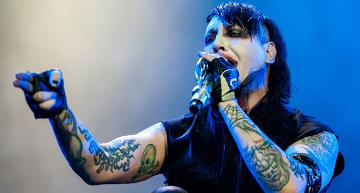 Marilyn Manson | Foto: Getty Images
